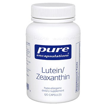 Pure Encapsulations Lutein Zeaxanthin 120 vcaps LZ1
