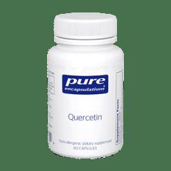 Pure Encapsulations Quercetin 250 mg 60 vcaps QUE10