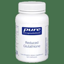 Pure Encapsulations Reduced Glutathione 100 mg 120 vcaps GLU62