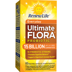 Renew Life Ultimate Flora Everyday 15B 60 veg caps R58673