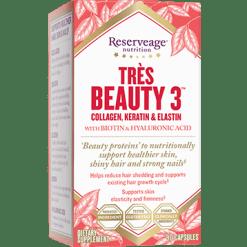 Reserveage Tres Beauty 3 90 caps RE02877