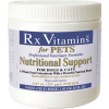 Rx Vitamins for Pets Nutritional Support for Dogs amp Cats 9.7 oz NUT37
