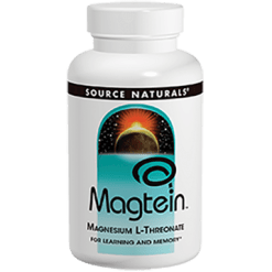 Source Naturals Magtein 180 capsules SN24866