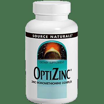 Source Naturals OptiZinc® Monomethionine 30mg 120 tablets SN0848