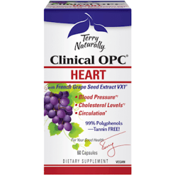 Terry Naturally Clinical OPCreg Heart 60 Capsules T07168