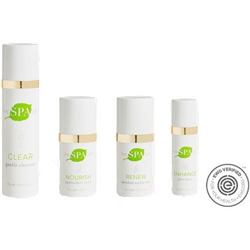 The Spa Dr Daily Essentials 4 Step System 1 kit SD6046