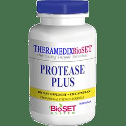 Theramedix Protease Plus 120 vegcaps T00232