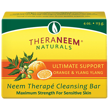 Theraneem Ultimate Support Cleansing Bar 4 oz TH0314