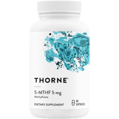 Thorne Research 5 MTHF 5 mg 60 caps T32011