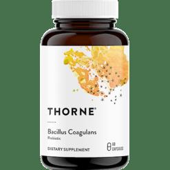 Thorne Research Bacillus Coagulans 60 vegcaps T58020
