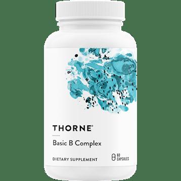 Thorne Research Basic B Complex 60 caps T04032