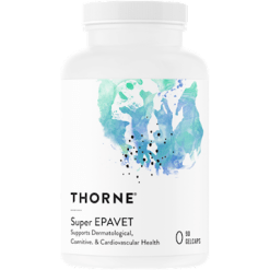 Thorne Research Super EPAVET 90 gels T96085