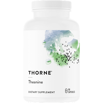 Thorne Research Theanine 90 caps T50801