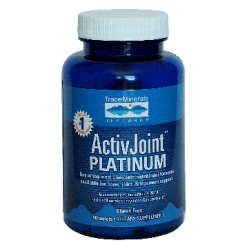 Trace Minerals Research ActivJoint Platinum 90 tabs T00300