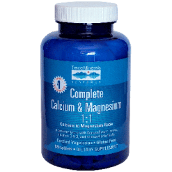 Trace Minerals Research Complete Cal Mag 120 tablets T00348