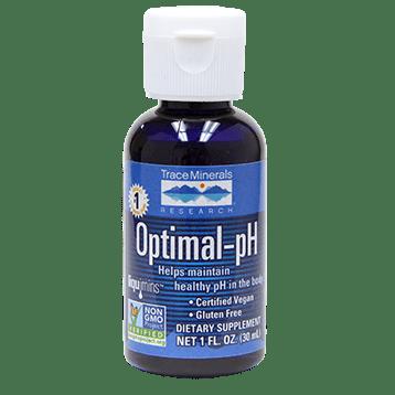 Trace Minerals Research Optimal pH 1 fl oz T82397