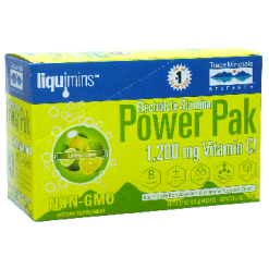 Trace Minerals Research Power PAK Lemon Lime 30 packets T00522