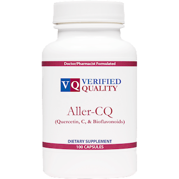 Verified Quality Aller CQ 100 caps ALL19