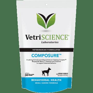 Vetri Science Composure Mini Bite Sized Chews 30 chews COM52