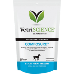 Vetri Science Composure Mini Bite Sized Chews 30 chews COM52