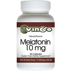 Vinco Melatonin 10 mg 60 capsules V95103