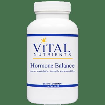 Vital Nutrients Hormone Balance 120 caps ESTRO