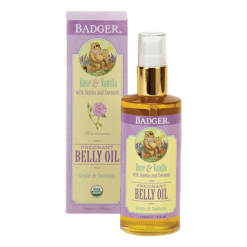W.S. Badger Company Belly Oil 4 oz B20022
