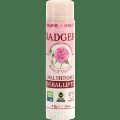 W.S. Badger Company Opal Shimmer Mineral Lip Tint .15 oz B28024