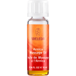 Weleda Body Care Arnica Massage Oil Travel 0.34 fl oz ARN43