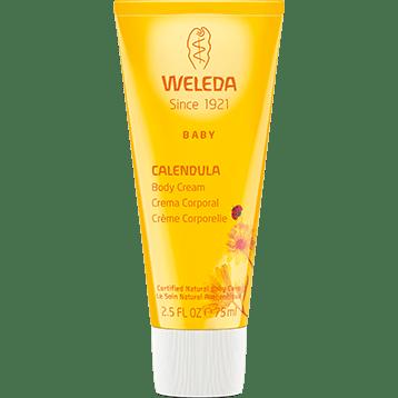 Weleda Body Care Baby Calendula Body Cream 2.5 fl oz W96522
