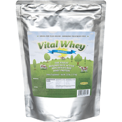Well Wisdom Vital Whey Natural 2.5 lbs W00175