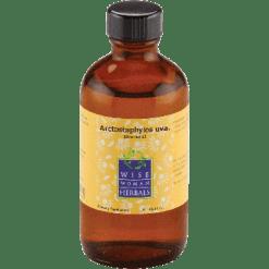 Wise Woman Herbals Arctostaphylos uva ursi 4 oz UVA10