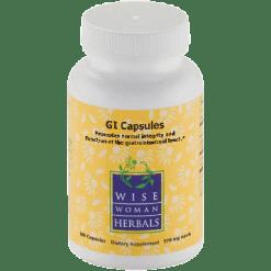 Wise Woman Herbals GI Capsules 90 caps GICAP