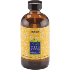 Wise Woman Herbals Immuvir 8 oz IMMUV