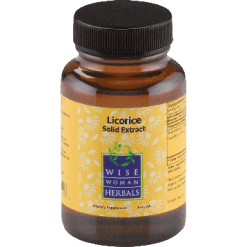 Wise Woman Herbals Licorice Solid Extract 8 oz LIC19