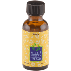 Wise Woman Herbals Thuja Essential Oil 1 oz THU20
