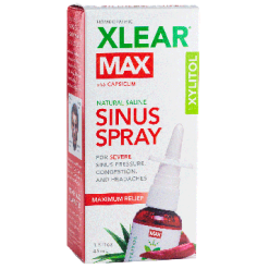 Xlear Max Nasal Spray with Capsicum 1.5 fl oz XL7193