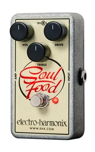 EHX Soul Food Overdrive