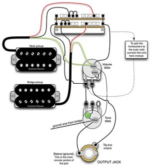 Mod Garage: A Flexible DualHumbucker Wiring Scheme