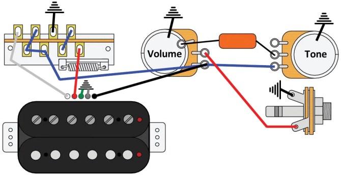 mod garage the triplethreat solo humbucker wiring