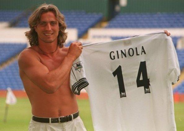 David Ginola New
