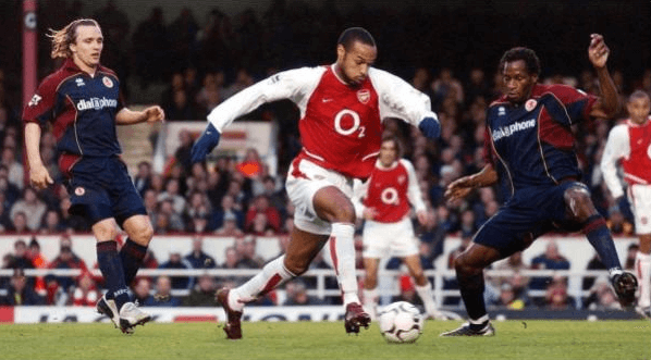 Thierry Henry Article