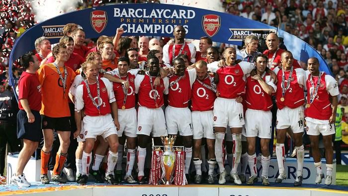 Arsenal Invicibles