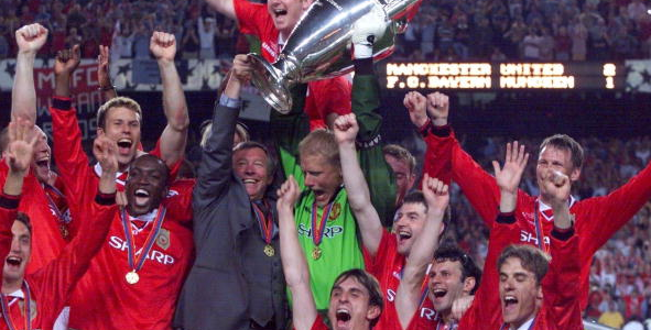 Manchester United Heroes