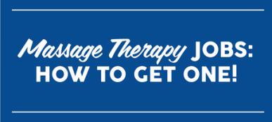 massage jobs - Massage employment - Licensed Professionals