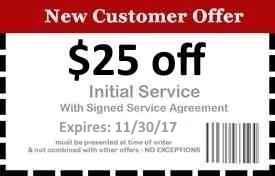 Naples Pest Control Coupon Good Until 11/30/17