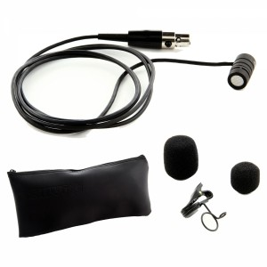 Shure-WL185 wireless microphones