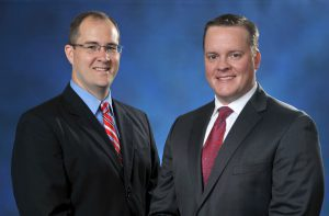 Dr. Trey Bradley & Dr. Kris Williams