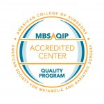 MBSAQIP - Accredited Center Seal (2015)