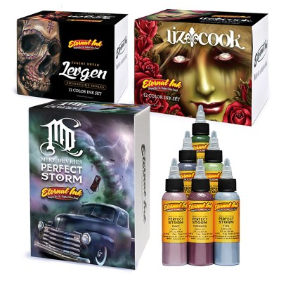 Eternal Colour Sets - Eternal Tattoo Ink
